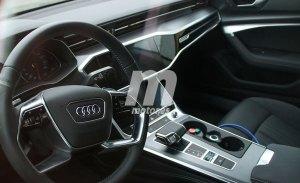 Un vistazo al interior del nuevo Audi S7 Sportback 2018