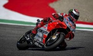 Jorge Lorenzo se reivindica en Mugello con su primera victoria con Ducati