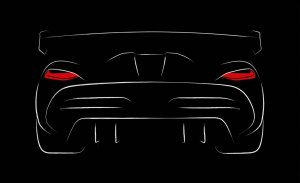Primer teaser del sucesor del Koenigsegg Agera que será desvelado en Ginebra 2019