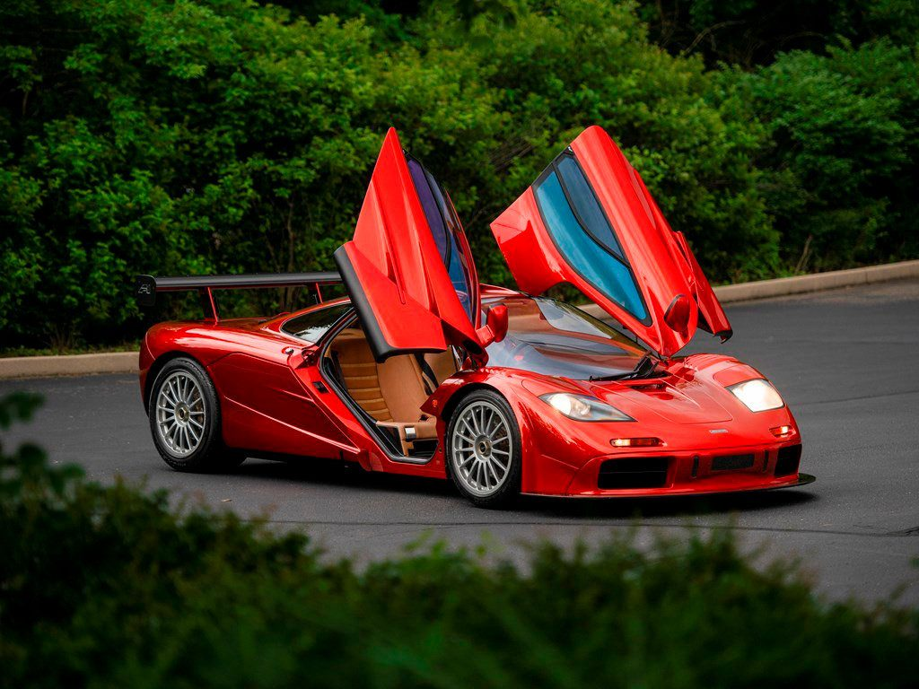 El único McLaren F1 LM-Spec High Downforce Package en venta