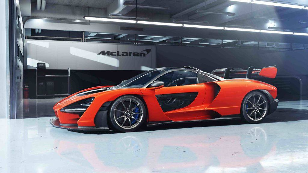 Aún existe un McLaren Senna disponible a la venta