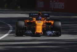 """Alonso: """"Me he sentido cómodo, el coche parece competitivo aquí"""""""