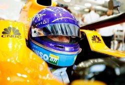 "Alonso, cansado de esta F1: ""Mañana esperamos lo de siempre, un tren de coches"""