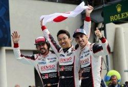 """Alonso: """"Pasé las últimas vueltas un poco nervioso, aún estoy en shock"""""""