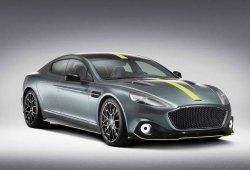 El nuevo Aston Martin Rapide AMR de producción ya está listo