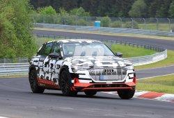 Audi suspende el evento donde se iba a presentar el e-tron quattro definitivo