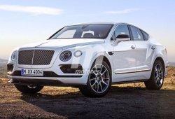 Bentley Bentayga Sport, la esperada variante coupé verá la luz en 2019
