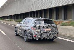 BMW Serie 3 Touring 2019: las primeras imágenes de la nueva generación