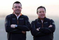 Brown y Boullier defienden a McLaren tras estallar el 'Freddo-gate'