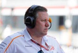 """Brown: """"Mientras Alonso sienta que McLaren puede avanzar, seguirá en la F1"""""""