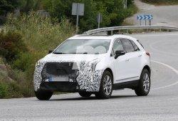 El nuevo Cadillac XT5 2019 realiza unos test en Europa