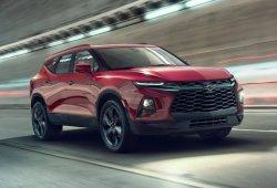 El nuevo Chevrolet Blazer 2019 es una mutación crossover del Camaro