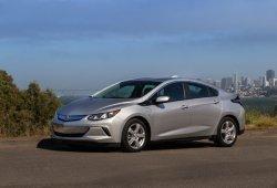 El Chevrolet Volt 2019 estrena novedades técnicas pero no estéticas