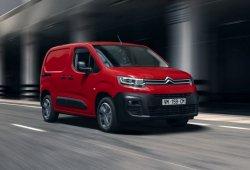 Citroën Berlingo Van: llega la nueva variante comercial del modelo francés