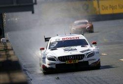 Di Resta domina los mojados libres del DTM en Norisring