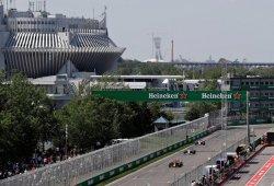 La FIA habilita tres zonas de DRS para el GP de Canadá