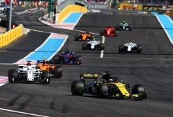 Los equipos Renault lideran la mayor progresión de la parrilla