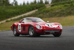 El Ferrari 250 GTO ex Phill Hill a subasta por 45 millones de dólares