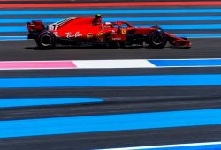 Sensaciones contradictorias entre los pilotos de Ferrari en los libres del viernes
