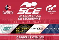 Todo listo para las finales de la SCE en el evento Gamergy 2018