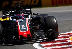 """Grosjean: """"El nuevo paquete aerodinámico se adapta bastante bien a mi pilotaje"""""""