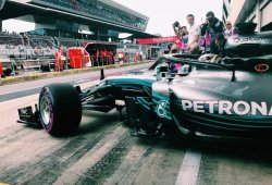 Hamilton y Bottas dominan sin problema en el Red Bull Ring