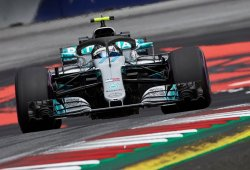 Pole perfecta de Bottas en el Red Bull Ring