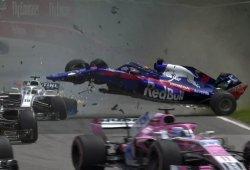 Hartley, declarado apto para competir tras el fuerte accidente con Stroll