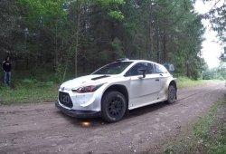 Hyundai prepara el Rally de Finlandia al sur de Estonia