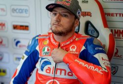 Jack Miller renueva con Ducati y se subirá a la GP19 de Pramac