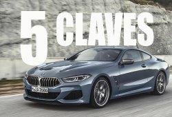Las 5 claves del nuevo BMW Serie 8, el nuevo súmmum de Múnich