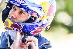 M-Sport o retirada, Sébastien Ogier repite su postura