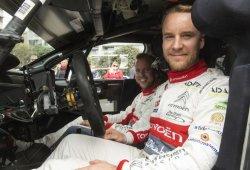 Mads Ostberg seguirá en Citroën hasta el final de 2018