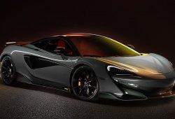 McLaren 600LT, la versión 'Longtail' se presenta en sociedad