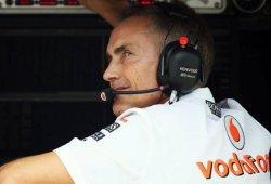 McLaren niega cualquier vínculo con Whitmarsh en el futuro