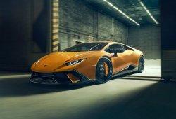 El Lamborghini Huracán Performante recibe un exclusivo paquete de Novitec