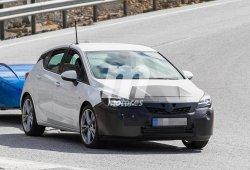 El nuevo Opel Astra 2019 se deja ver en el sur de Europa