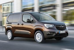 Opel Combo Cargo 2019: la versión comercial también estrena generación