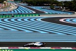 Los pilotos se quejan de la chicane de la recta de Mistral y de lo confuso del circuito