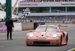 Porsche amplía su leyenda en Le Mans con un doble triunfo
