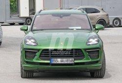 El Porsche Macan apura las últimas pruebas a falta de últimos detalles