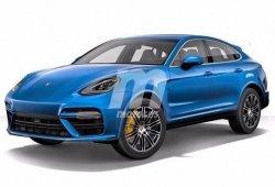 Porsche presentará el concepto del Cayenne Coupé a finales de año