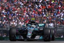"""Primera fila de Bottas en la que Hamilton considera su """"peor clasificación"""""""