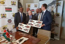 El Rally Safari es candidato a volver al WRC de forma oficial