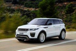 La gama 2019 del Range Rover Evoque estrena motores Ingenium más eficientes