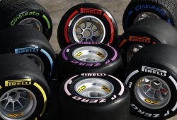 Renault y Williams, los equipos con más ultrablandos en el GP de Austria