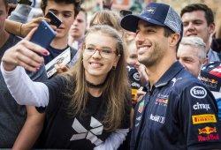La renovación de Ricciardo con Red Bull, cuestión de dinero