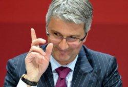 Rupert Stadler, Presidente de Audi, detenido por el 'dieselgate'