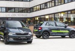 Skoda trabaja en su propio servicio de car sharing llamado Uniqway