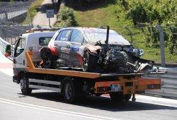 SLR estrenará dos Golf GTI tras el accidente de Vila Real